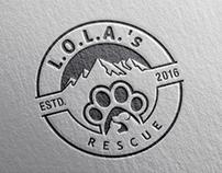 L.O.L.A.´S Rescue logo
