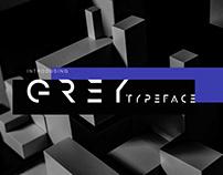 Grey Free Typeface