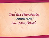 Campanha Dia dos Namorados Hahn Store