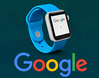 Google for Apple Watch | Concept Design