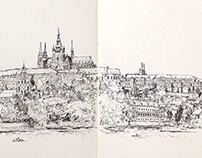 Sketchbook | Europe | July 2015