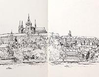 Sketchbook   Europe   July 2015