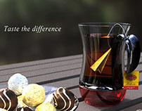 Golestan Tea Cup