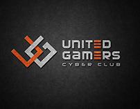 Логотип и фирменный стиль для кибер клуба