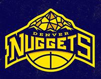 Denver Nuggets // Identity Concept