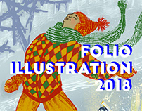 Illustration Folio /2018