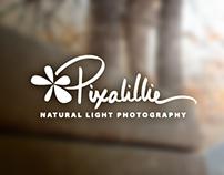 Pixalillie Photography Logo & Branding