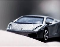 Spot Lamborghini
