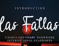 FREE | Las Fallas Font