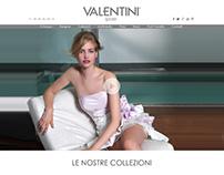 Valentini Spose | website redesign | responsive | 2015