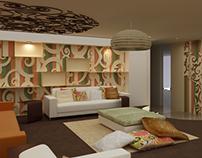 Private Villa (Living Room)
