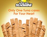 Sunshine Tuna