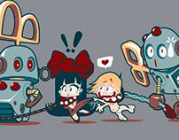 Robots' Revolution