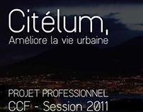 Data Visualization pour Citélum (Projet Fictif)