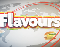 Flavours Promo for TLC India
