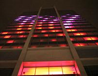 SoOuest LED facade
