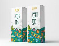 豆乐享有机豆奶/Bean music enjoys machine soy milk