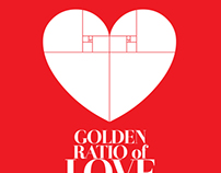 Golden Ratio of Love