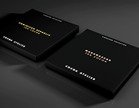 Cocoa Atelier Packaging