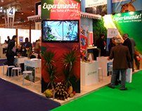 Sao Tome e Principe Exhibition Booth