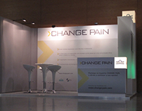 Change Pain Exhibition Booth