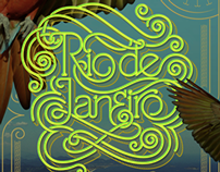 Show us your type: Rio de Janeiro
