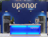 EXHIBITION BOOTH - Uponor