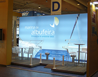 Exhibition booth - Marina de Albufeira