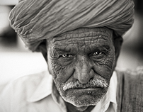 Portraits from Rajasthan, India