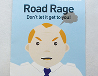 Road Rage flyer