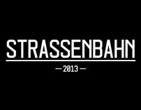 STRASSENBAHN Typeface