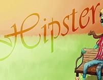 Alíen Hipster