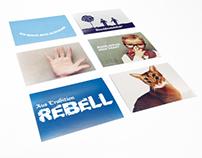 o2 Telefonica gratis postcards