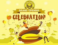 Kerang Kiloan Bang Jono Grand Opening