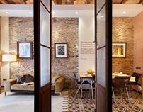Apartamentos 'Casa de les Lletres' | Barcelona