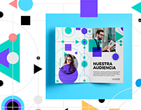 La Nación · Audiencias Protagonistas. Visual Identity