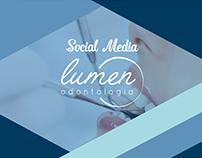Lumen Odontologia - Social Media Fev. 2017