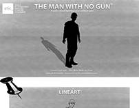 The Man With No Gun - Game Project