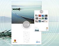 Calendar / print design