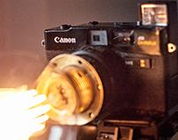 Cameralamp - Canon A35