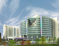 Architecture - Levine Children's Hospital - Charlotte