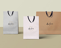 Hi Five Online Gift Shopping Website Branding 網店商標