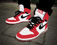 Nike Air Jordan One Street