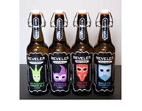 REVELER Beer Branding