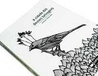 """""""A Cidade dos Deuses Selvagens"""" Book"""