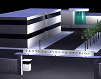 3D Models for Proposed Studio