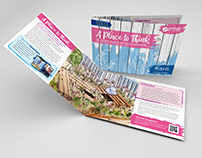 Hampton Court Palace Flower Show leaflet: Southend BC