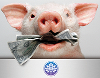 Fee Pig Poster