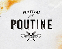 Festival de la poutine - Branding