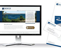 Bowen Property Group Identity Set